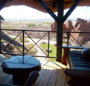 Twyfelfontein Country Lodge, Namibië