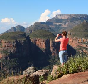 The Three Rondavels in Mpumalanga