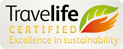 FOX is Travelife Certified
