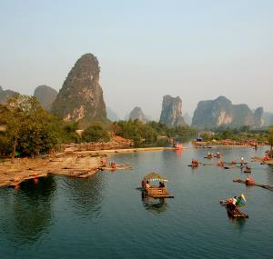 Li rivier in Guilin