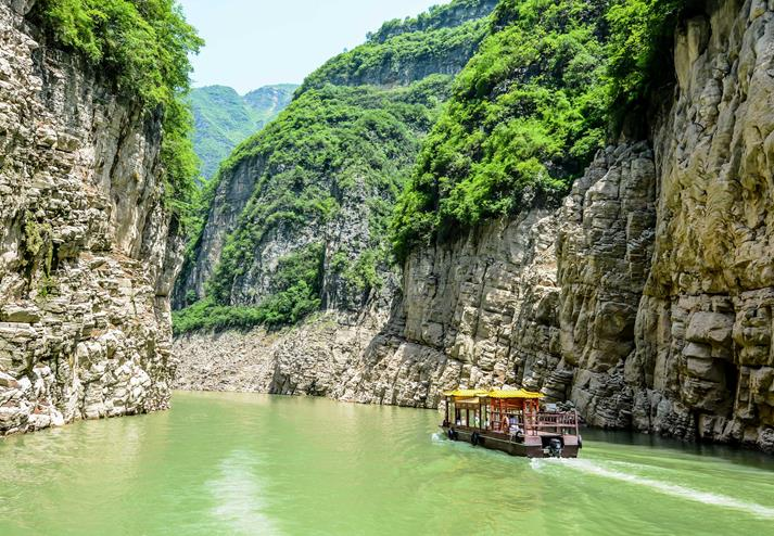 Cruise over de Yangtze rivier
