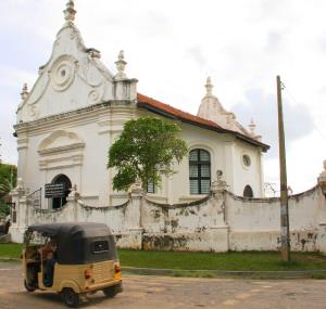 Kerk in Galle