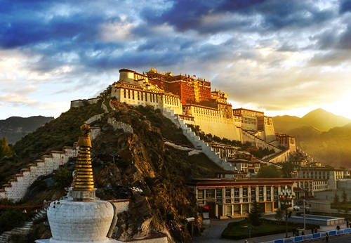 Fox: 26-daagse groepsrondreis Grand Tour China & Tibet