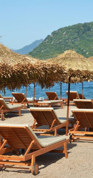 Strand in Marmaris