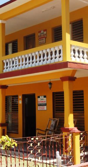 Accommodatie in Vinales