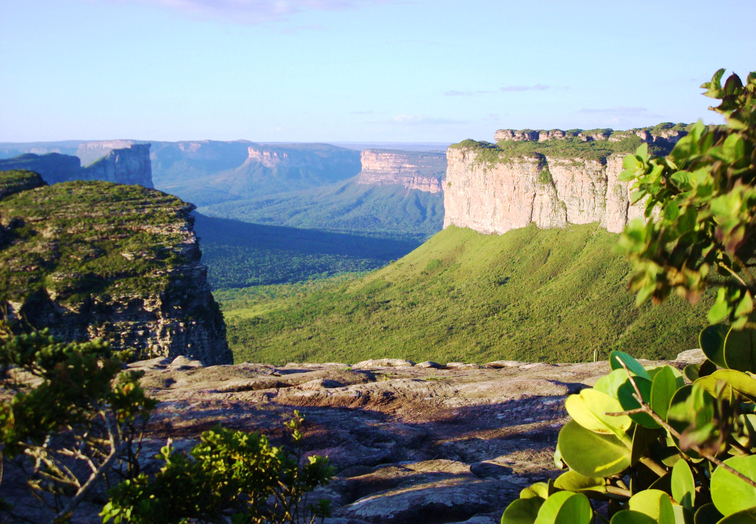 Chapada Diamantina National Park bij Lençois in Brazilië