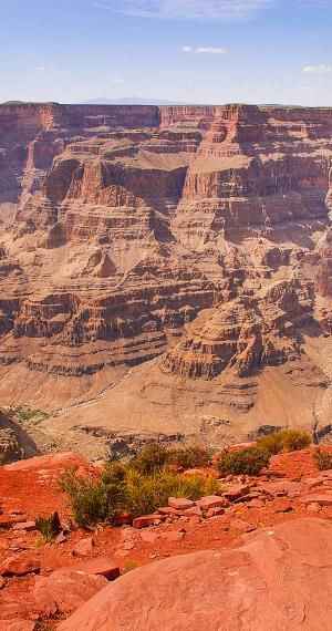 Grand Canyon landschap
