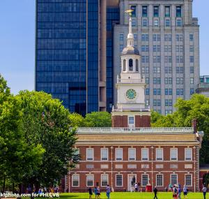 Independence Hall - Photo credits Jeff Fusco for PHLCVB