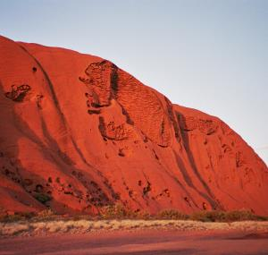 Ayers Rock Alice Springs
