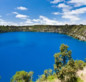 Mt. Gambier's Blue Lake