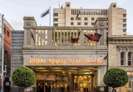 Grand Chancellor hotel in Adelaide entree