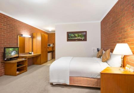 Kamer in Comfort Inn Country Halls Gap in Grampians