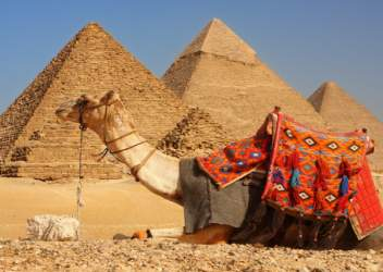 Piramide, Egypte