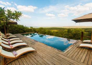 Luxe lodges in Zuid Afrika